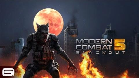 Modern Combat 5 - Autumn Update