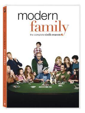 Modern Family S6 DVD