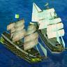 Navire fregat lourde