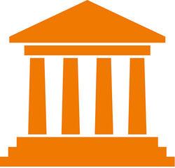 Government icon symbo 01