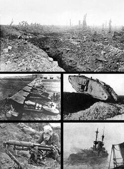 300px-WW1 TitlePicture For Wikipedia Article