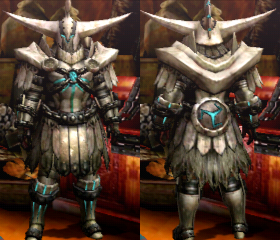 Helios Armor / Selene Armor (Blademaster) (MH4)   Wiki L ...