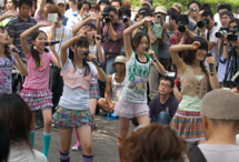 Momoclo Street Live D