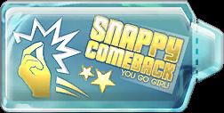 Product snappycomeback