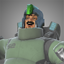 Blitz Support Head