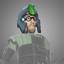 Blitz sniper head