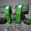 Blitz gunner torso