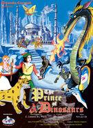 Mondo TV - The Prince of Dinosaurs - English Movie Poster