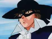 The Legend of Zorro - Diego de la Vega with Mask - Profile Picture
