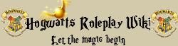 Hogwarts wordmark
