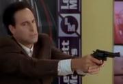 Adrian Monk's gun