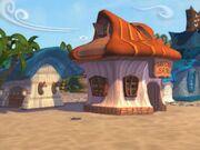 Lucre Island exterior