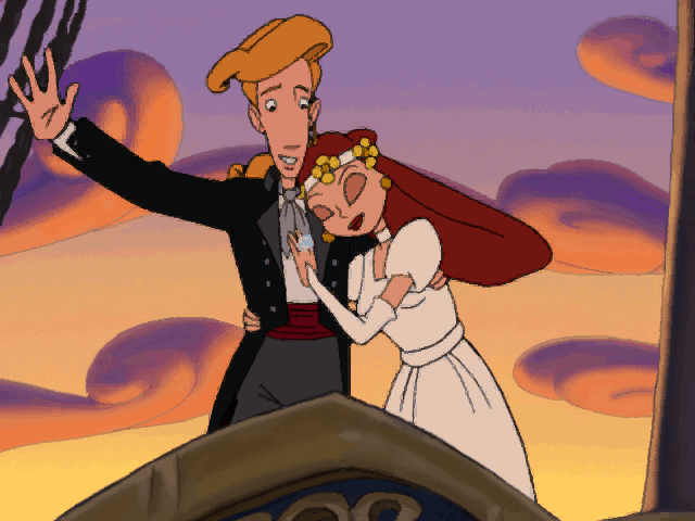 File:Elaine-guybrush-married.png