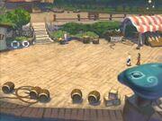 Lucre Island dock2