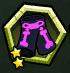 Pink Skeleton Pants
