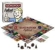 Monoopoly Fallout 3