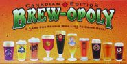 Brewopoly canadian edition