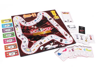 F1 monopoly yolanda lee