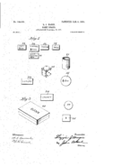 1904 Landlord's Game Patent US748626-1 Page 2