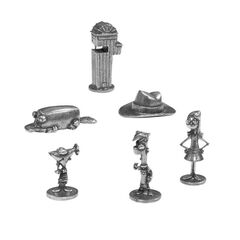 Monopoly Phineas Ferb Tokens