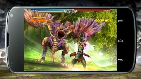 NUBEE Monster Blade Official Trailer for Android