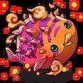 222 fire blowfish b