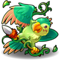 469 earth parrot c