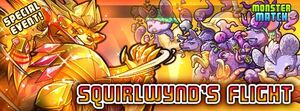 Squirlwynds Flight