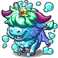 444 water bison B