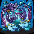 691 Water Pisces D