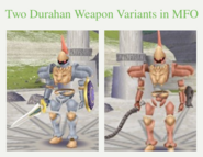 Durahan Weapons MFO