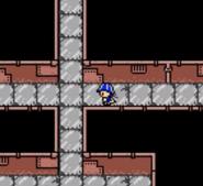 Rihet Ruins tunnels