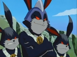 Evil Hare Troops