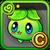 Green Bonk Icon