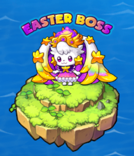 Sprout island EASTER EVENT
