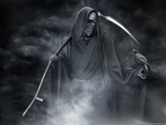 The grim reaper by Funerium