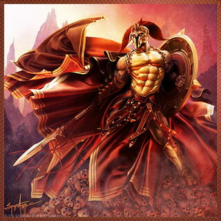 God of War by SteveArgyle