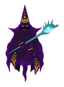Dark Master profile