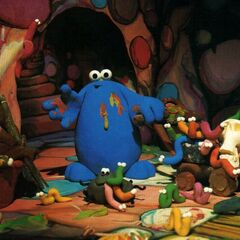 Berk, Boni, Drutt and a whole lotta worms