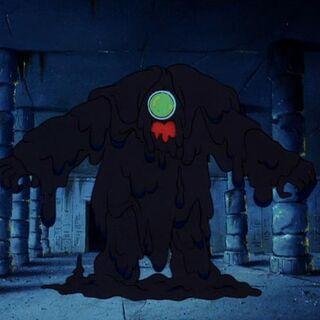 The original Tar Monster