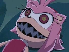 Amy rose possessed