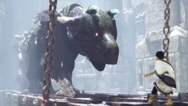 Trico masked