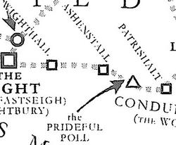 Wighthall, Ashenstall, Patrishalt
