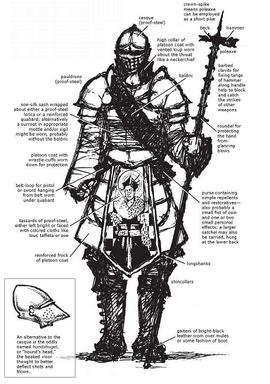 Troubardier - full harness