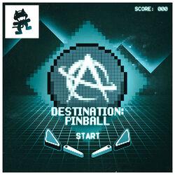 Astronaut & Eyes - Destination Pinball EP