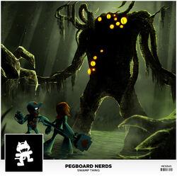 Pegboard Nerds - Swamp Thing