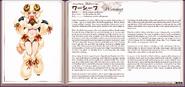 Weresheep book profile