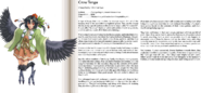 Crow Tengu book profile
