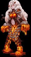 BarbarianK Lava Golem