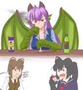 Monster-dragon-bully-irratated-Elly-768x832